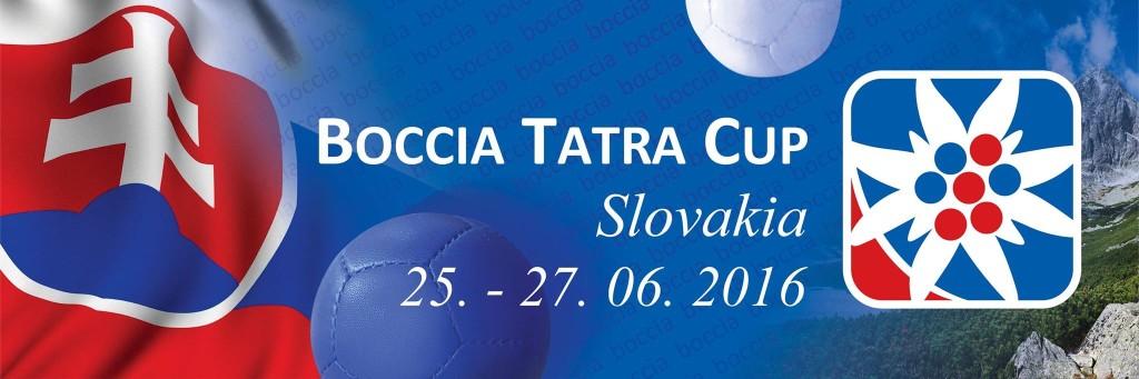 boccia tatra cup 2016 logo