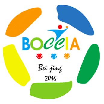 Boccia WCH 2016 logo