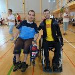 SAMUEL ANDREJCIK, Artem Kolinko, semifinal BC4 Boccia Tatra Cup 2016