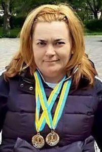 Viktoria Sherbina