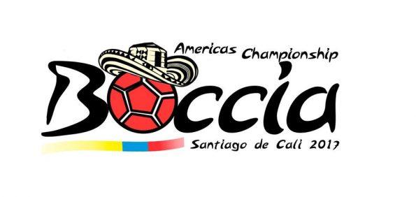 Логотип чемпионата Америки по бочча 2017 Кали