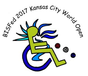 BISFED 2017 KANSAS WORLD OPEN logo