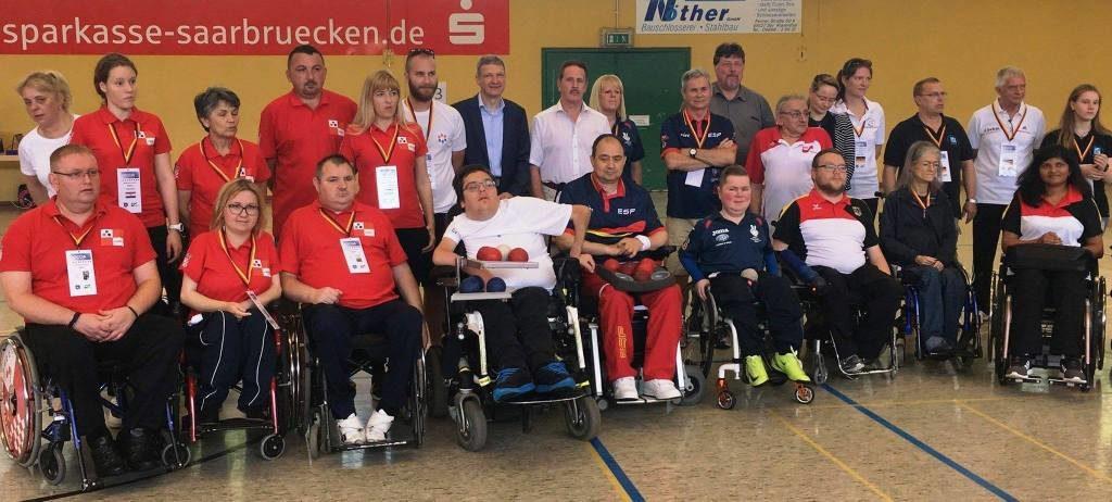 Участники german cup bc4 2017