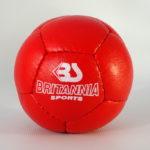 Красный мяч бочча Британия Спорт (Britannia Sports)