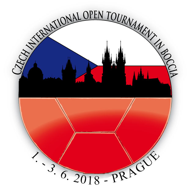 2018 Czech International Open Tournament in Boccia logo