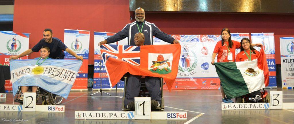 BC4 podium buenos airos