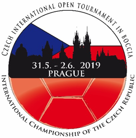 2019 Czech International Open Tournament in Boccia logo