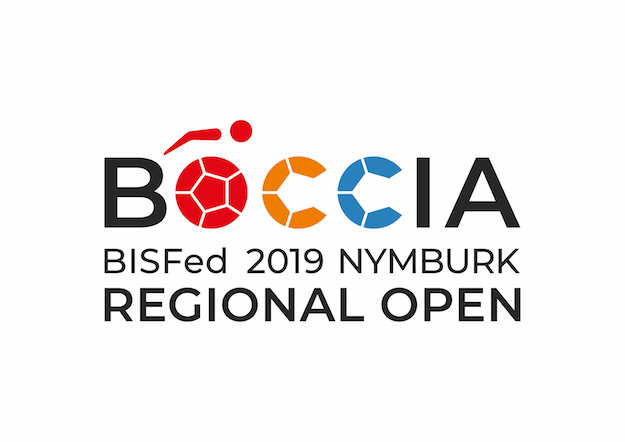 BISFed 2019 Nymburk Boccia Regional Open logo