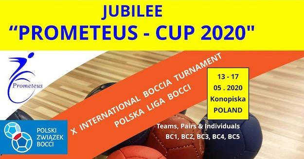 Prometeus Cup 2020 logo