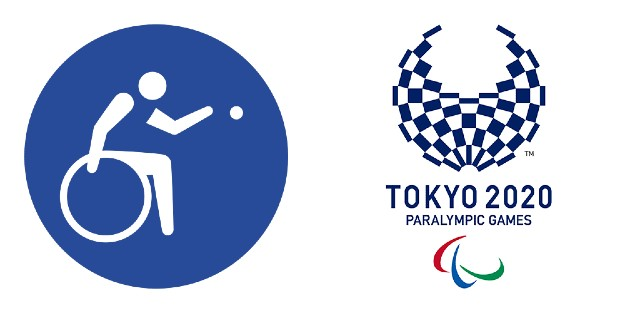Paralympic Tokyo 2020 boccia